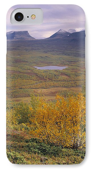 Abisko Nationalpark IPhone Case by Thomas M Pikolin