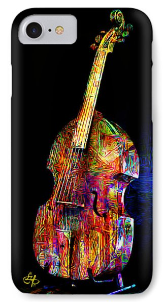 About That Bass IPhone Case by Lynda Payton