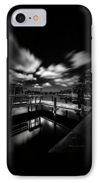About The Pier IPhone Case by Marvin Spates