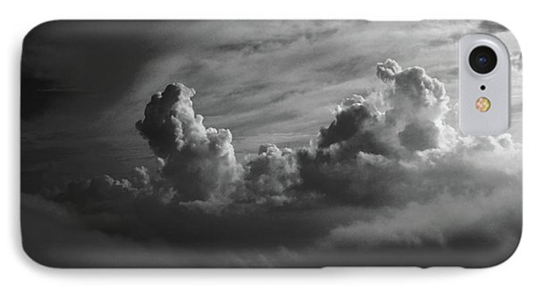Above Earth 4 IPhone Case