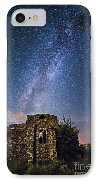 Above The Cuba IPhone Case by Giuseppe Torre