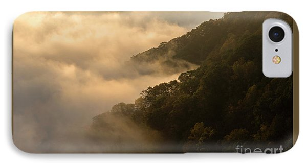 IPhone Case featuring the photograph Above The Mist - D009960 by Daniel Dempster