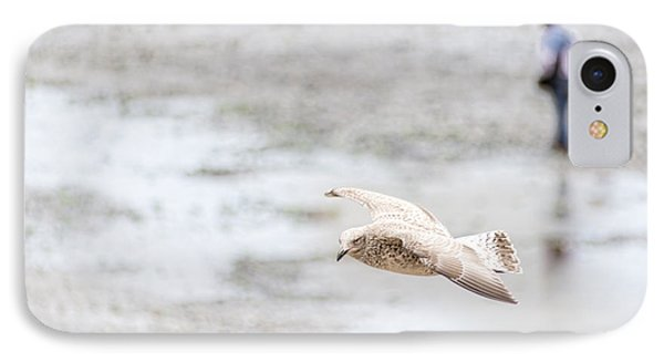 IPhone Case featuring the photograph Above The Watten Sea 2 by Hannes Cmarits