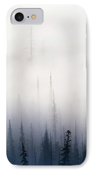 Above Them All Phone Case by Mike  Dawson