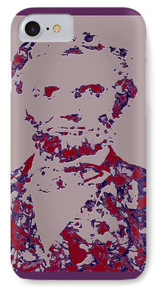 Abraham Lincoln 4c IPhone Case by Brian Reaves