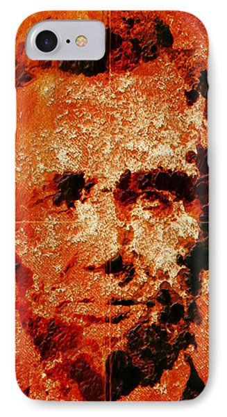 Abraham Lincoln 4d IPhone Case by Brian Reaves