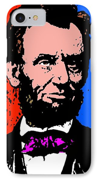 Abraham Lincoln-5 IPhone Case