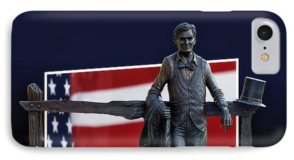 Abraham Lincoln Phone Case by Thomas Woolworth