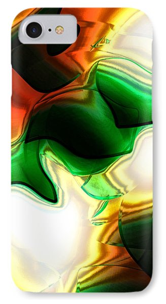 Abstract - Fusion Phone Case by Patricia Motley