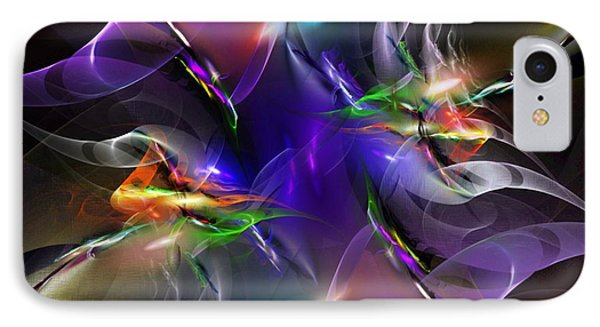 Abstract 112211 Phone Case by David Lane