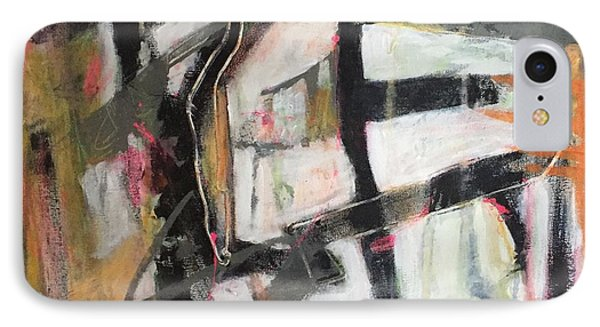 Abstract 1230-16 Phone Case by Shelley Graham Turner
