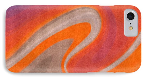 Abstract 19 IPhone Case by Art Spectrum