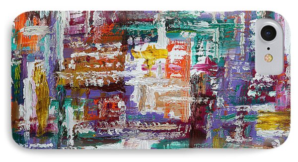 Abstract 193 Phone Case by Patrick J Murphy
