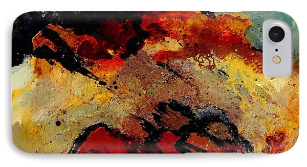 Abstract 780707 Phone Case by Pol Ledent