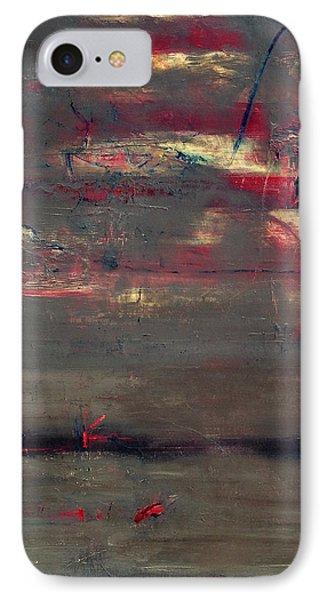 Abstract America   Phone Case by Antonio Ortiz