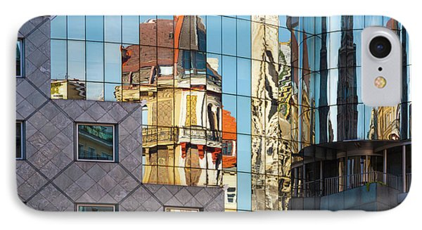 Abstract Architecture IPhone Case