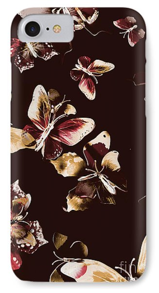 Abstract Butterfly Fine Art IPhone Case by Jorgo Photography - Wall Art Gallery