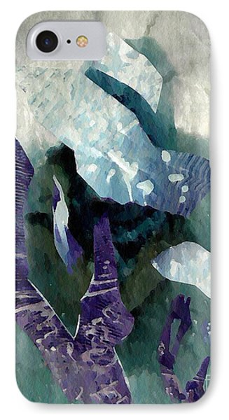 Abstract Construction Phone Case by Sarah Loft