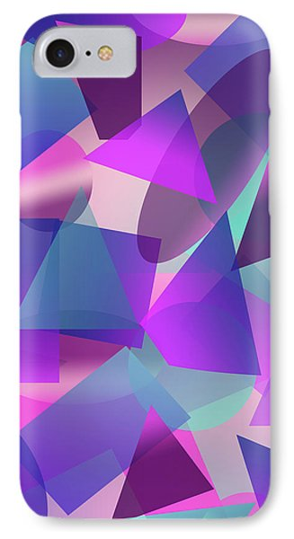 Abstract Cube II IPhone Case by Amir Faysal