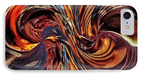 Abstract Delight Phone Case by Blair Stuart