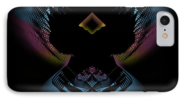 Abstract Design 5 Phone Case by Anthony Caruso