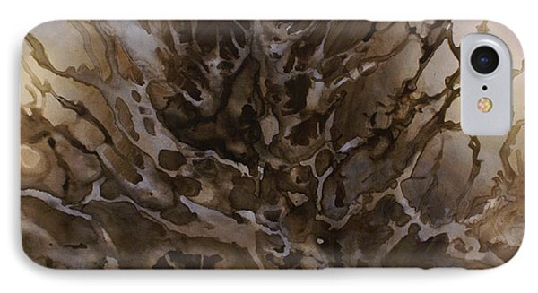 Abstract Design 57 IPhone Case by Michael Lang