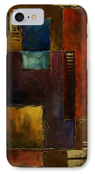 Abstract Design 65 Phone Case by Michael Lang