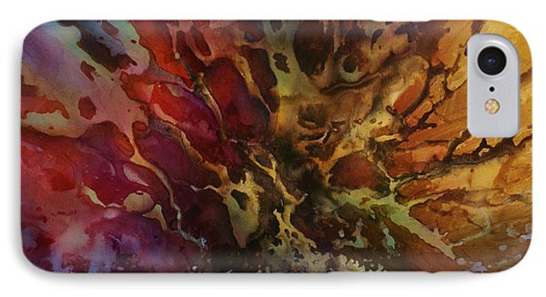 Abstract Design 74 Phone Case by Michael Lang
