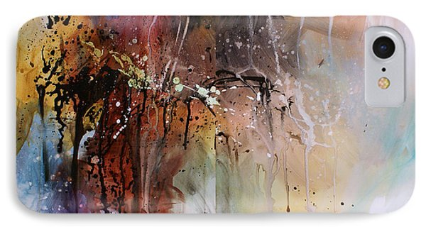 Abstract Design 80 Phone Case by Michael Lang