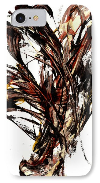 Abstract Expressionism Series 58.121210 IPhone Case