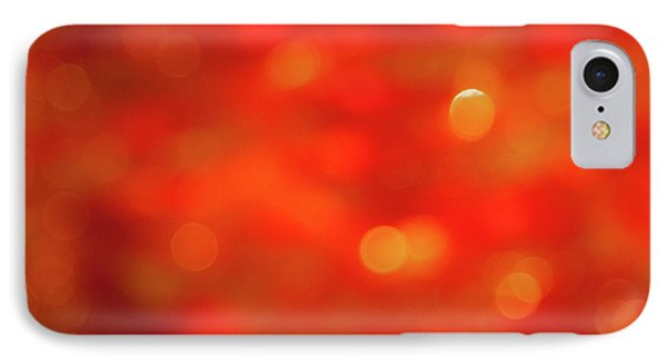 Abstract Honey Cakes IPhone Case