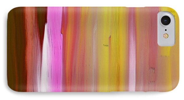 Abstract Horizontal IPhone Case
