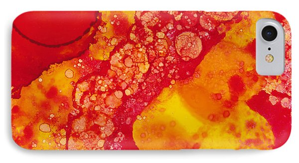 Abstract Intensity IPhone Case