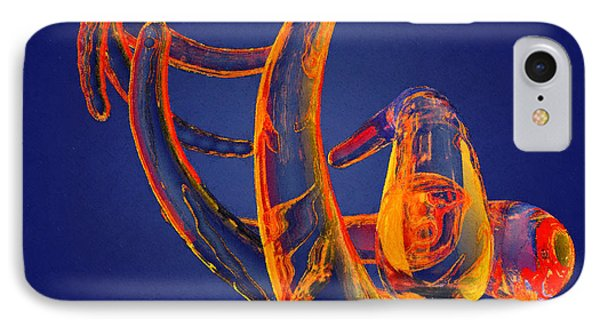IPhone Case featuring the photograph Abstract Number 13 by Peter J Sucy
