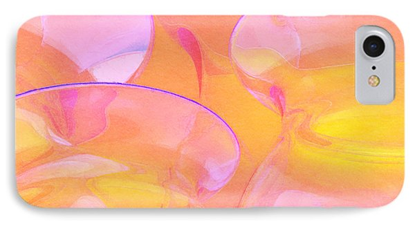 Abstract Number 19 IPhone Case by Peter J Sucy