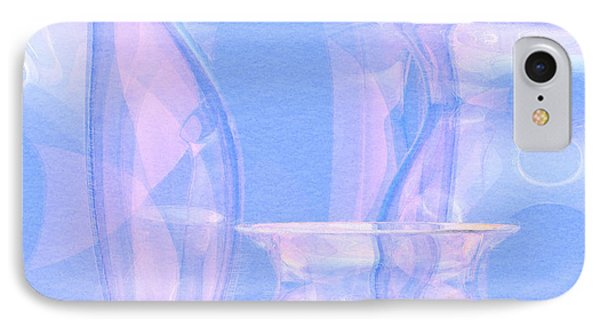 Abstract Number 21 IPhone Case by Peter J Sucy