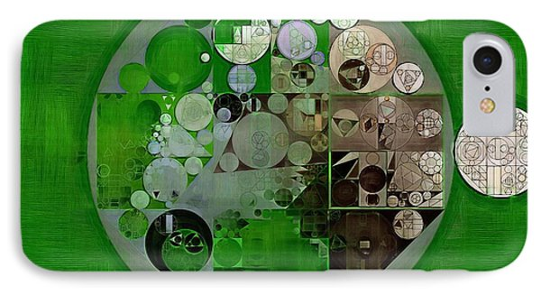 Abstract Painting - Axolotl IPhone Case by Vitaliy Gladkiy