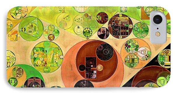 Abstract Painting - Chenin IPhone Case by Vitaliy Gladkiy