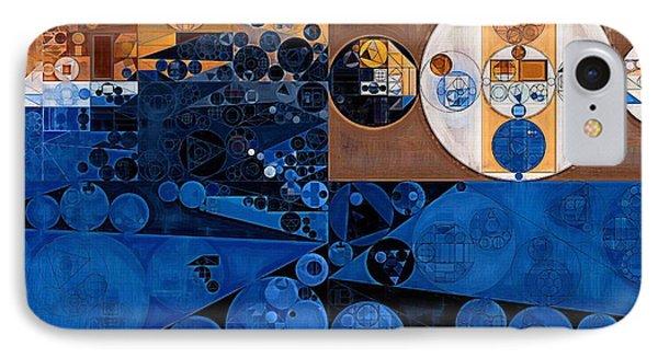 Abstract Painting - Havana IPhone Case by Vitaliy Gladkiy