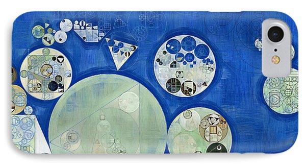 Abstract Painting - Rainee IPhone Case by Vitaliy Gladkiy