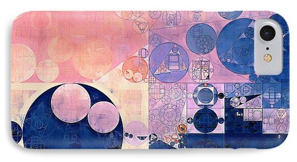 Abstract Painting - Waikawa Grey IPhone Case by Vitaliy Gladkiy