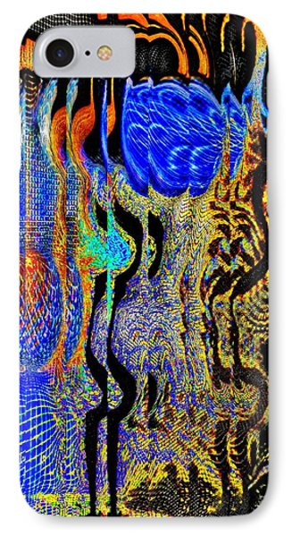 IPhone Case featuring the photograph Abstract Photography 001-16 by Mimulux patricia no No