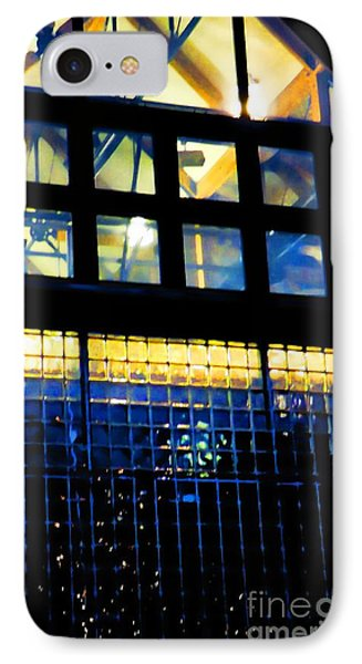 Abstract Reflections Digital Art #5 IPhone Case by Robyn King