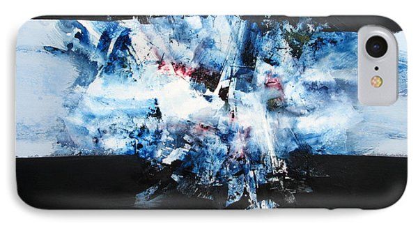 Abstract Series #103 IPhone Case by Jerry Stangl