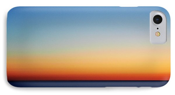 Abstract Sky IPhone Case by Tony Cordoza