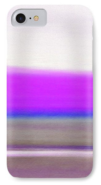 Abstract Sunset 65 Phone Case by Gina De Gorna
