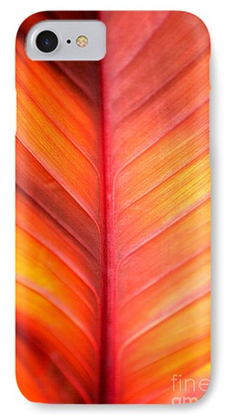 Abstract IPhone Case by Tony Cordoza