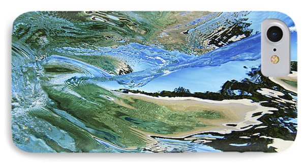 Abstract Underwater 4 IPhone Case by Vince Cavataio - Printscapes