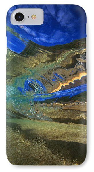 Abstract Underwater View IPhone Case by Vince Cavataio - Printscapes