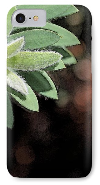 IPhone Case featuring the photograph Abstract Watercolor by Judy Vincent
